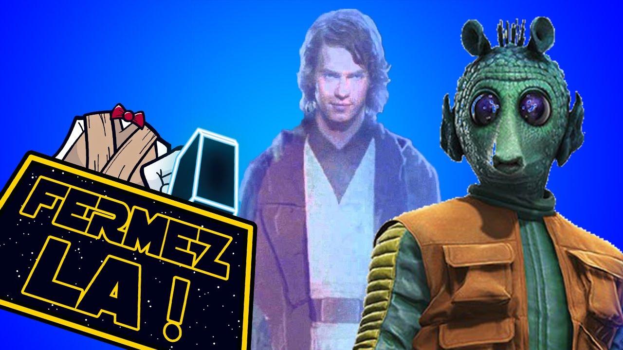 Download Les éditions Spéciales - FERMEZ LA (Le mois Star Wars III)