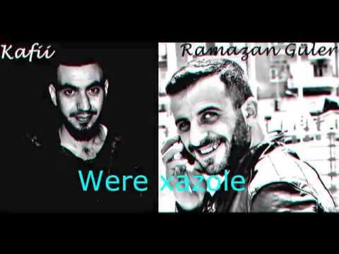 WARA XAZOLE  KAFİ & RAMAZAN GÜLER  Kürtçe Rap 2017