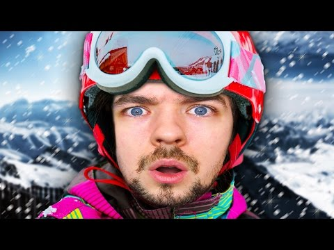 SNOW SKILLZ   Steep #1