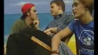 Shame in the past part 7 (Robbie Williams & Barlow in Take That)