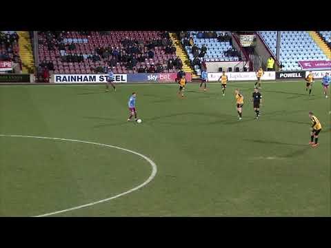Scunthorpe Cambridge Utd Goals And Highlights