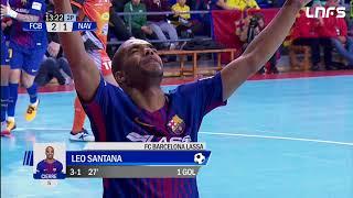 Download Video FC Barcelona Lassa - Aspil Vidal Ribera Navarra.Jornada 16 MP3 3GP MP4
