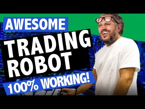Easy Trading Robot - Works on ALL Markets!  💹 💰 💲