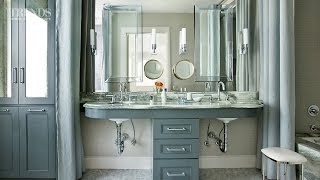 Bathroom Renovation - Best Use Of Small Space By Mark Williams Design