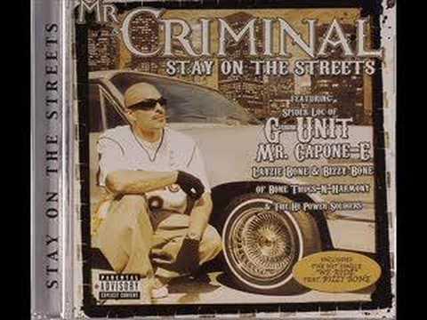 "Mr. Criminal ""Cali Blows My Mind"""
