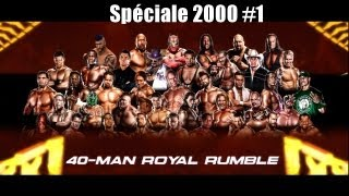 Spéciale 2000 #1 - Royal Rumble à 40 sur WWE '13 thumbnail