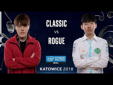 Starcraft II - Rogue [Z] vs. Classic [P] - GRAND FINAL - IEM Katowice 2018