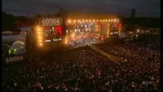Josh Groban - Machine - 46664 Nelson Mandela Birthday High Def