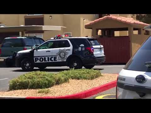 Child shot and killed near Nellis and Las Vegas Boulevard