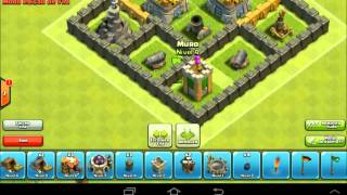 Clash of Clans Layout Para Defesa CV 5  Centro Da Vila 5