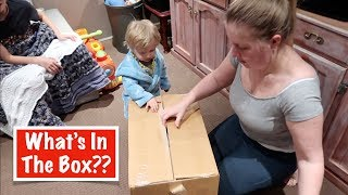 What's In The BOX?? | Australian Family Vlog