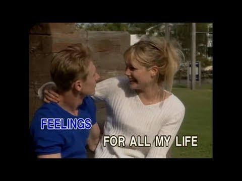 Feelings (Karaoke) - Style of Perry Komo