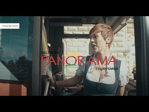 Salzburg Panorama Tours: Imagefilm short version