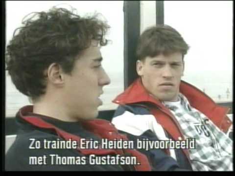 De Olympische Droom (1/6): Koss en Veldkamp trainen 2 jaar samen voor OS 1994