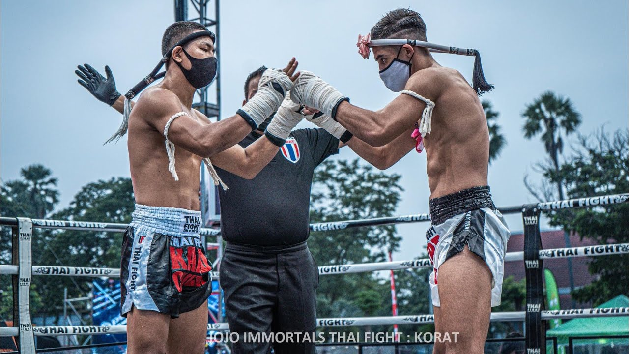 เพชรพันล้านชกคาดเชือกครั้งแรกใส่อาวุธแม่ไม้มวยไทยจนนักมวยต่างชาติแตก  Petchpanlan PK VS Joao Vitor