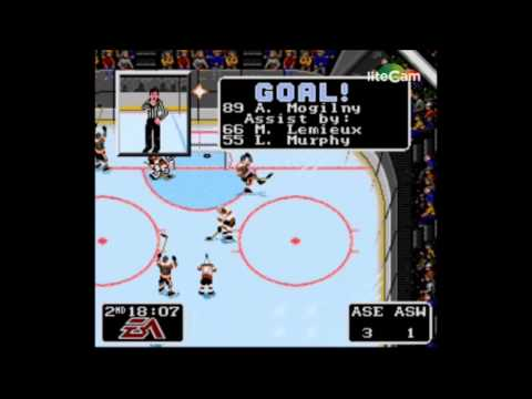 NHL '94 All Stars East Vs. All Stars West
