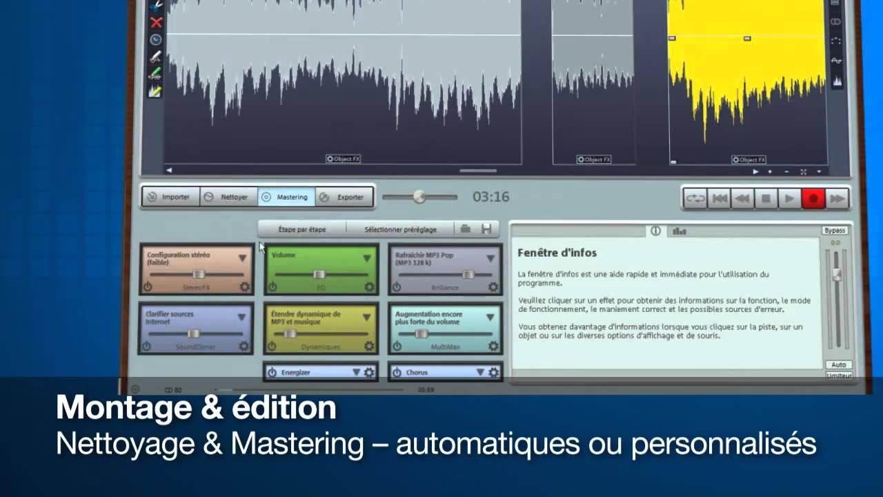 magix audio cleanic 17 deluxe
