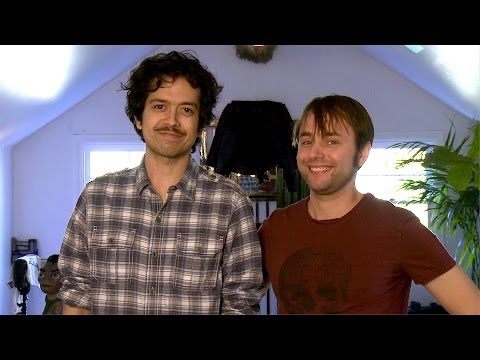 BEACH PILLOWS On Demand Throws  Geoffrey Arend and Vincent Kartheiser