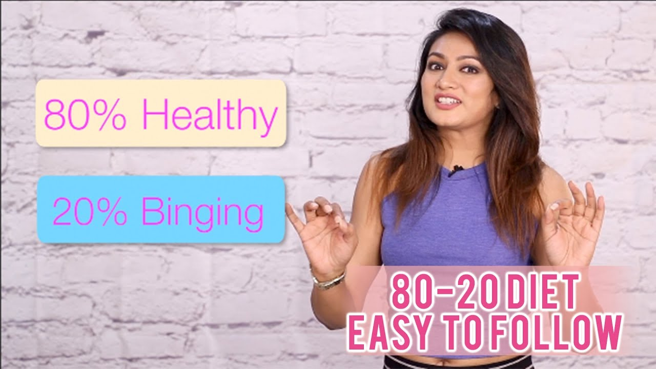 80-20 Diet || Easy Diet to Follow || Ashtrixx