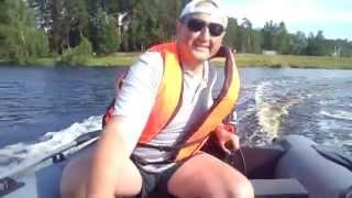 лодочный мотор sea-pro  OTH9.9S  и лодка  PROF MARINE 360(лодочный мотор sea-pro OTH9.9S и лодка PROF MARINE 360., 2014-06-17T16:13:19.000Z)