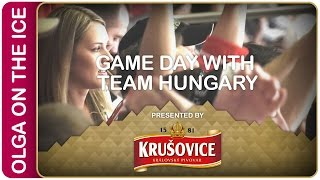 Game Day with Team Hungary  | #IIHFWorlds 2016