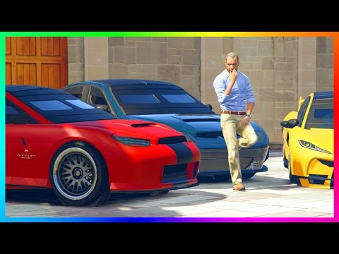 OVER $3,000,000 GTA 5 VEHICLES, GTA ONLINE EXPENSIVE DLC COMING, CHRISTMAS 2016 UPDATE & MORE! (QNA)