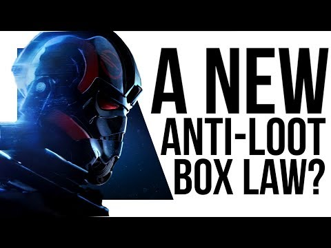 US Legislator proposes NEW LAW to ban loot boxes for Under 21s
