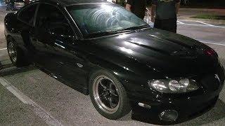 Nitrous GTO vs 600+WHP Mazda Speed 6
