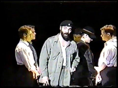 Evita - Act 1 / Deutsches Schauspielhaus, Hamburg, Germany, 1997