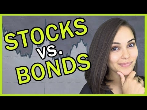 Stocks VS Bonds: What's The Difference???