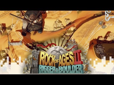 ROCK OF AGES 2: BIGGER AND BOULDER - Use Your Words