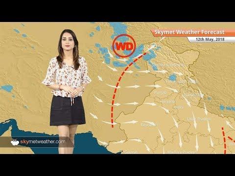 Weather Forecast for May 12: Rain in Kolkata, Hyderabad, Bengaluru; hot in Delhi