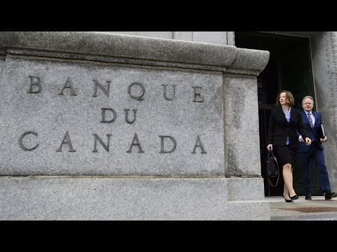 No Reason For Bank Of Canada To Cut Interest Rates — Unless There Is An External Shock