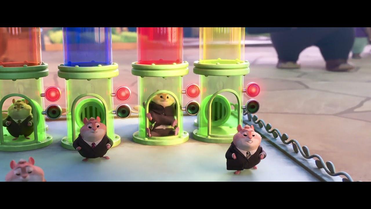 Zootopia Full Movie(1080P)