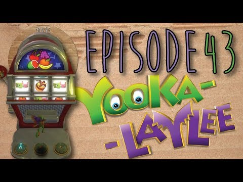 Yooka-Laylee - Episode 43 - Most Profitable Game - You've Seriously Never Played This?!  