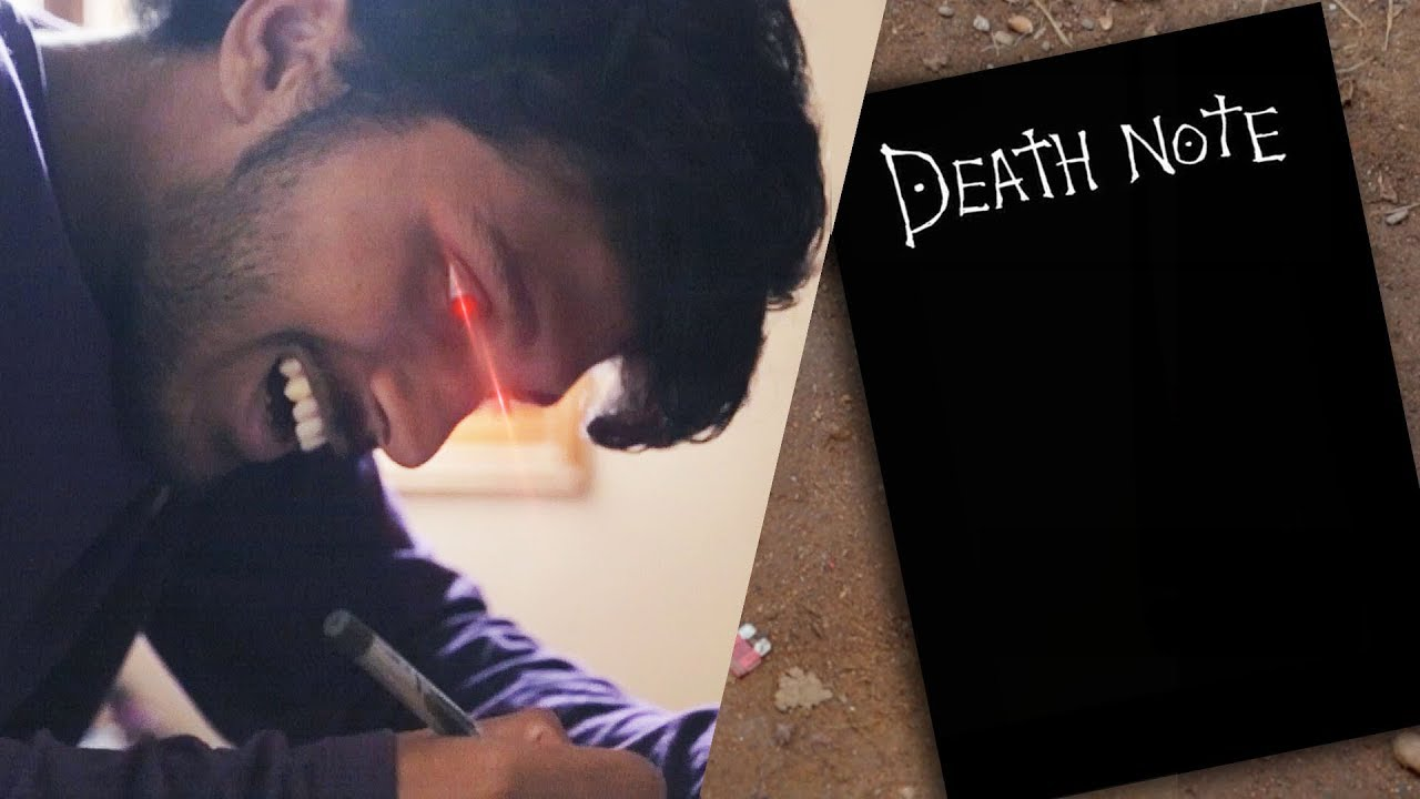 If DEATHNOTE was in INDIA I Drole Factory