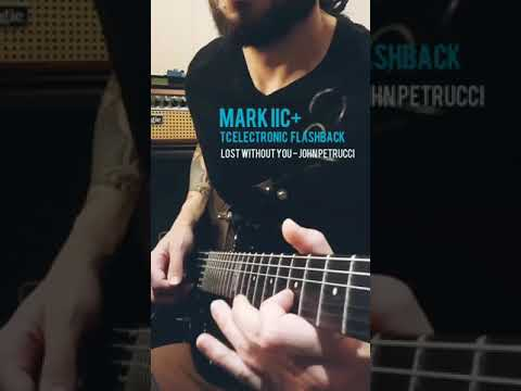 John Petrucci - Lost Without You   Demoing Mesa Boogie Mark IIc+ & TC Flashback Delay 🎸