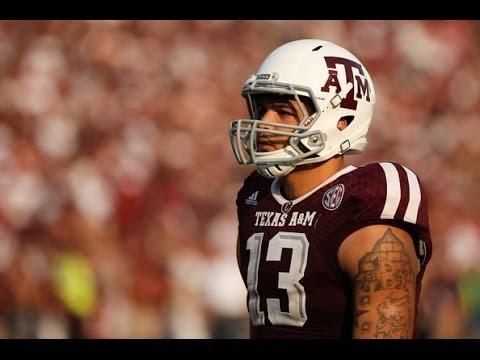Mike Evans Texas A M Highlights á´´á´° Youtube