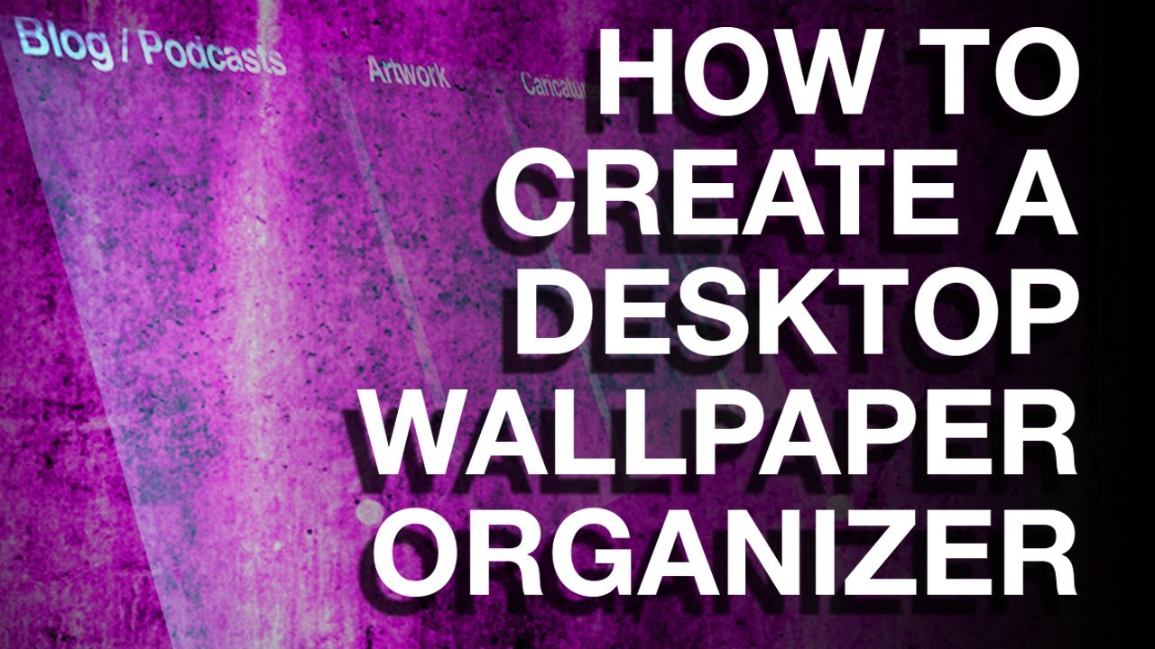Fall Calendar Desktop Wallpaper Productivity Hack Create A Photoshop Desktop Wallpaper