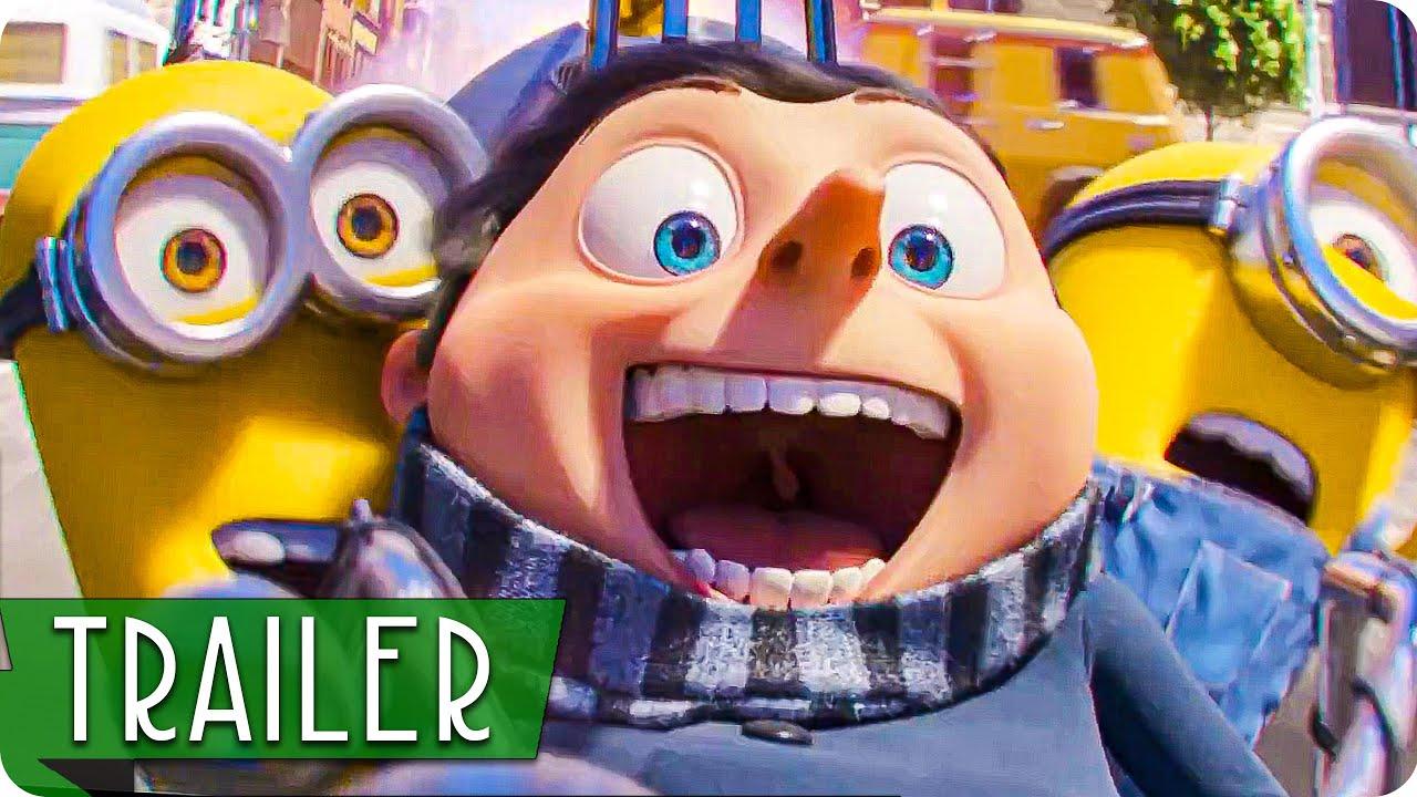 Die Minions Trailer 2