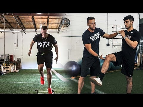 Advanced Sprinting Drills [Part 1] | Overtime Athletes