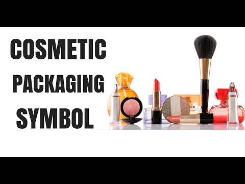 Cosmetic Packaging Symbols Explained Youtube