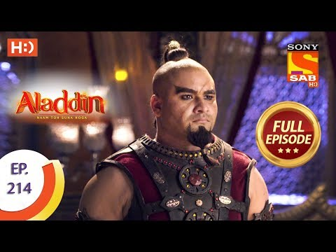 Aladdin - Ep 214 - Full Episode - 11th June, 2019
