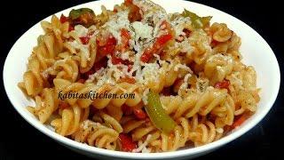 Vegetable Cheesy Pasta Recipe