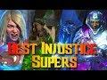 Top 10 Best Injustice Supers