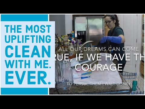 Clean with me | Motivational Quotes Edition