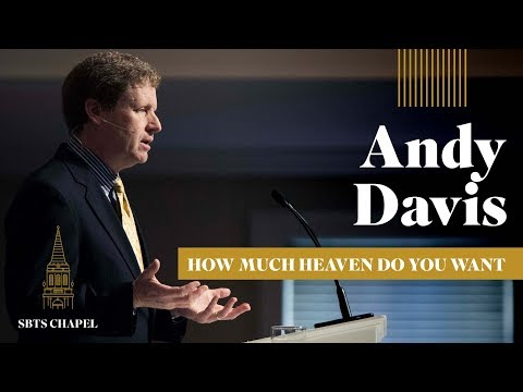 """Andy Davis - """"How Much Heaven Do You Want"""""""