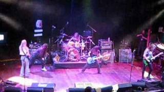 The Iron Maidens - 2 Minutes To Midnight- House of Blues Sunset Strip - West Hollywood Ca - 3-15-11