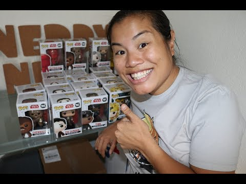 Funko POP! Haul - [Star Wars Force Friday + Harry Potter]