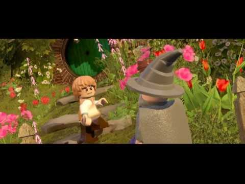 LEGO The Hobbit First Official Trailer